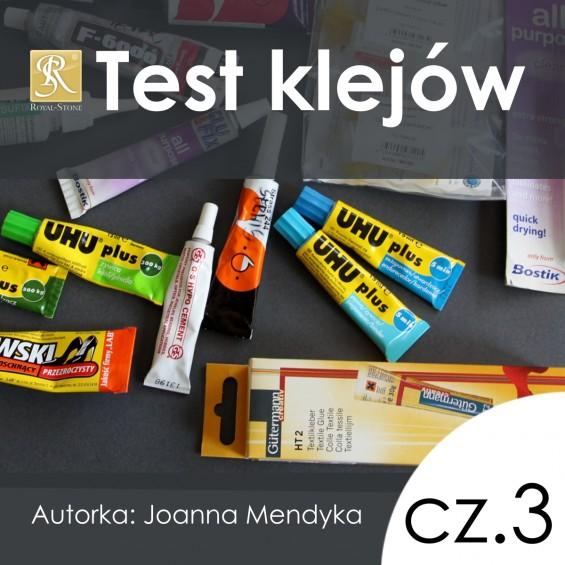 Kleje test cz3