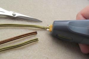 1 przypalanie sznurka