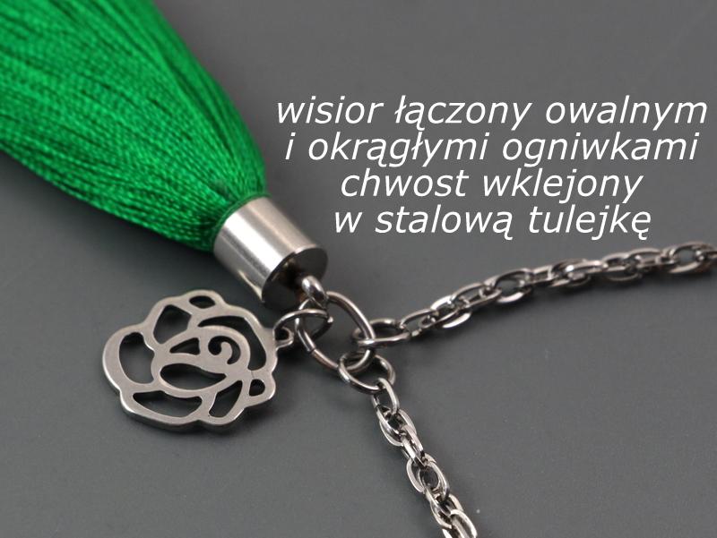 royal-stone.pl tutorial chwost naszyjnik
