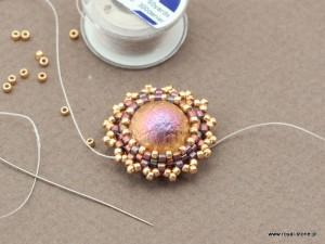 royal-stone.pl kolczyki_tutorial peyote dome pip