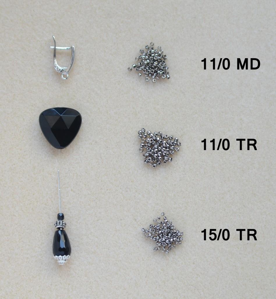 Kolczyki tutorial Weraph dla Royal-Stone
