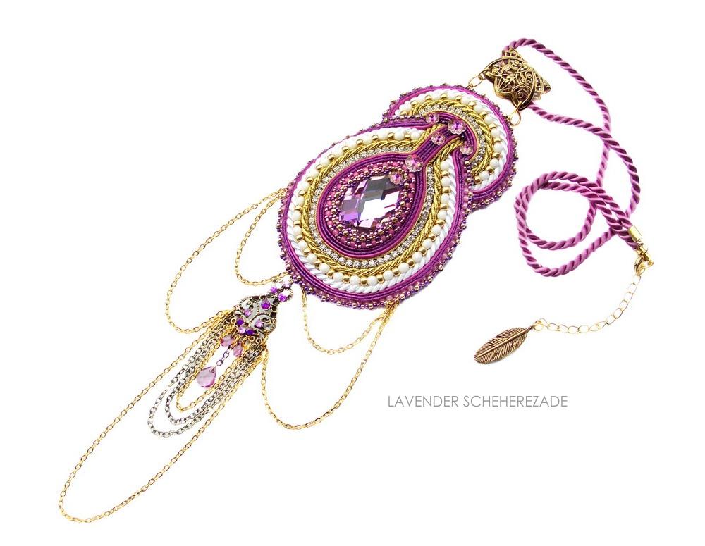 08 - Lavender Scheherezade