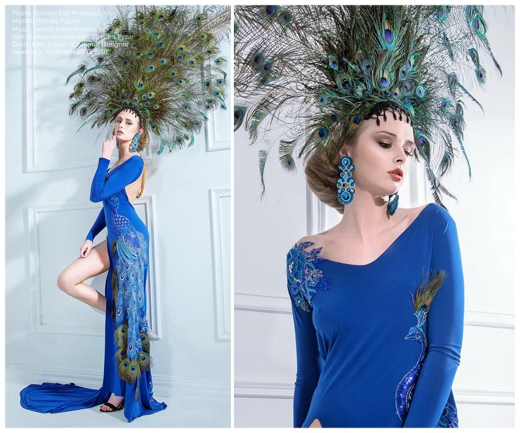 21 - Parisian Style Blue