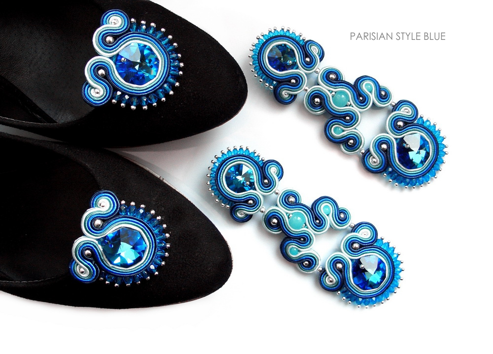 22 - Parisian Style Blue
