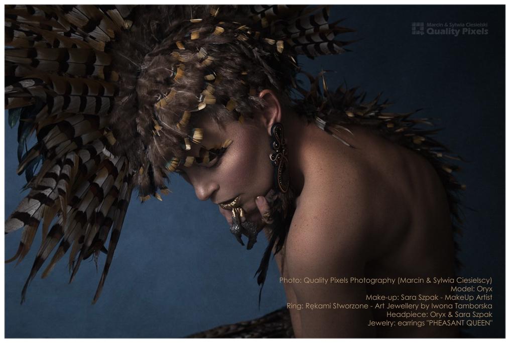 33 - Pheasant Queen