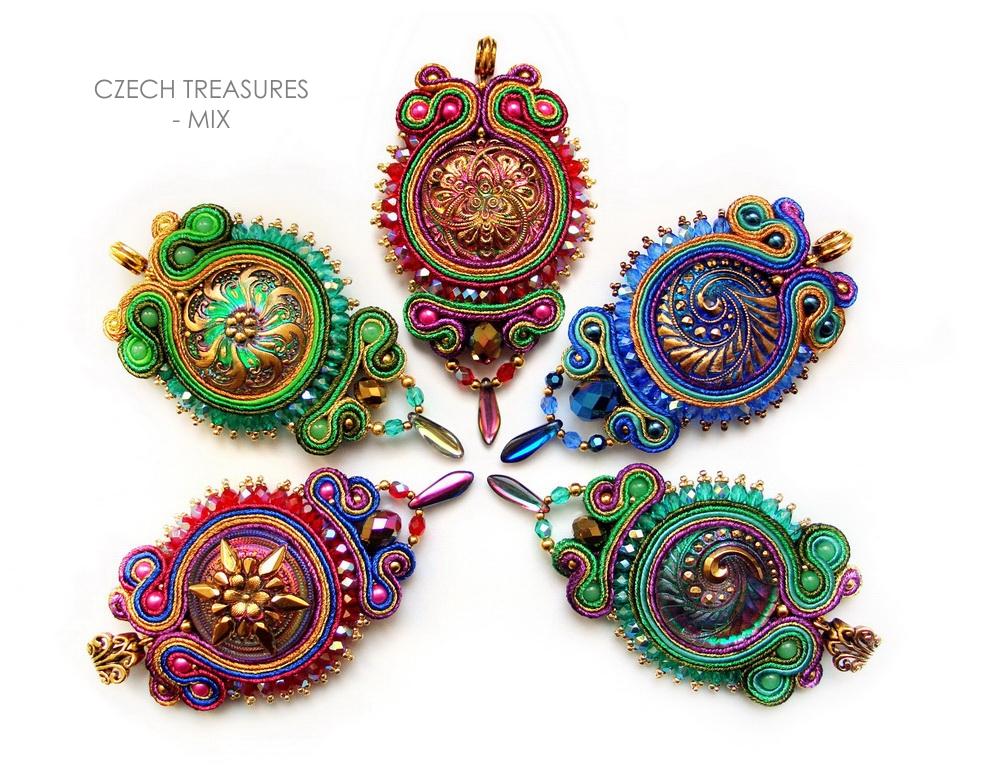44 - Czech Treasures mix