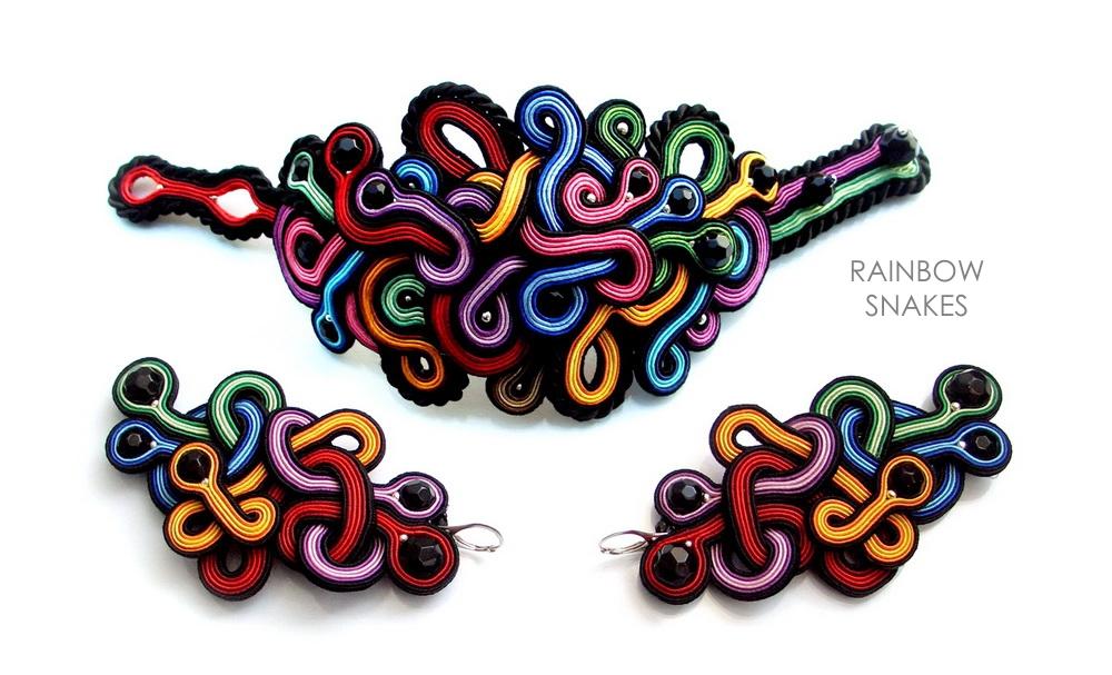 50 - Rainbow Snakes