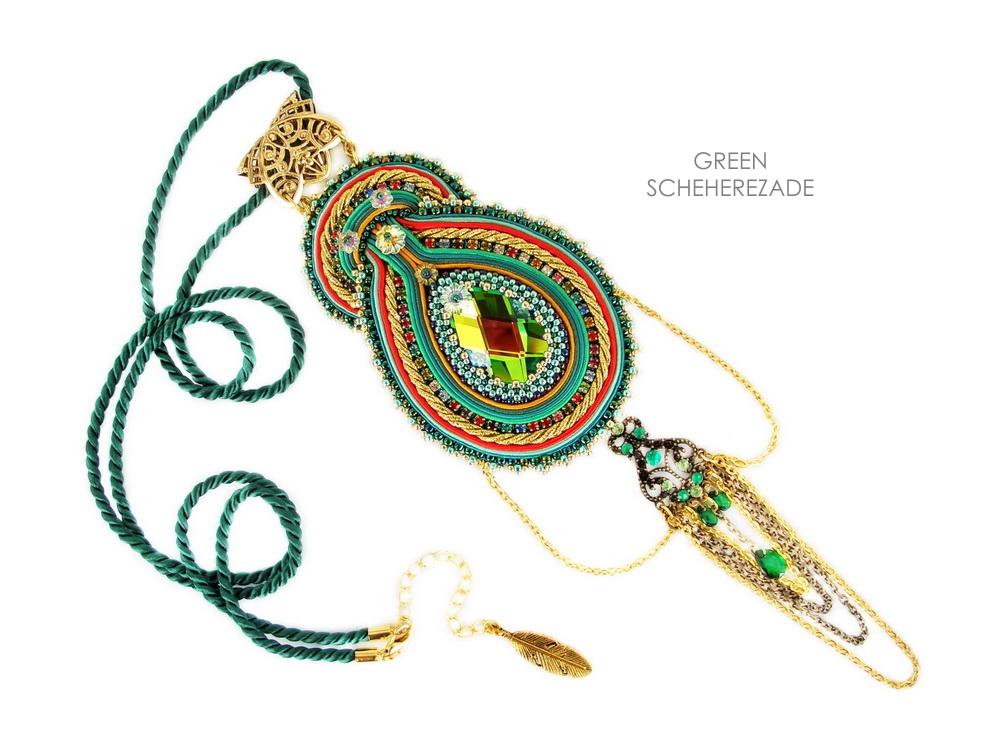 54 - Green Scheherezade