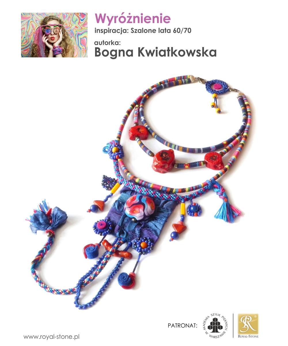 07_Wyróżnienie_Bogna_Kwiatkowska_Szalone_lata