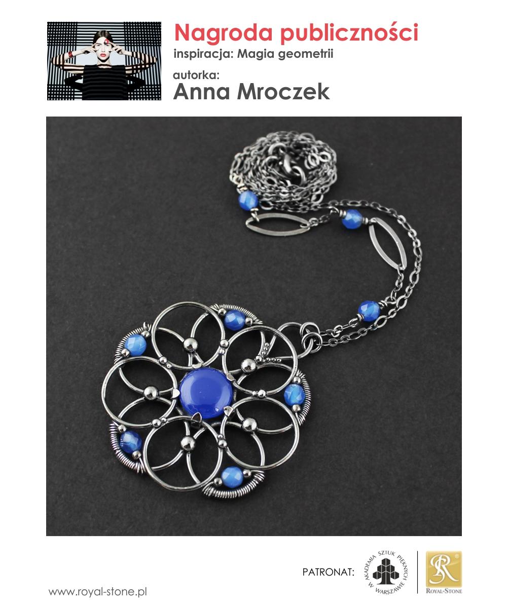 13_Anna_Mroczek_nagroda_publiczności_konkurs_biżuteryjny