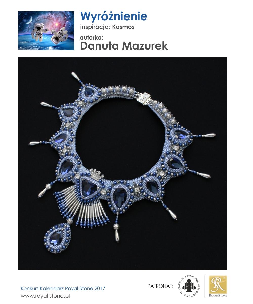 13_Danuta_Mazurek_Wyróżnienie_Kosmos_konkurs_biżuteryjny