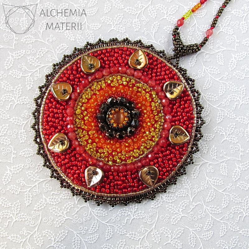 Polecam Royalove  Joanna Gipka alchemia materii mandala