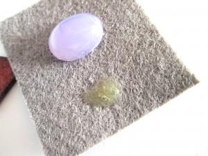 Kleje test Rozal-Stone