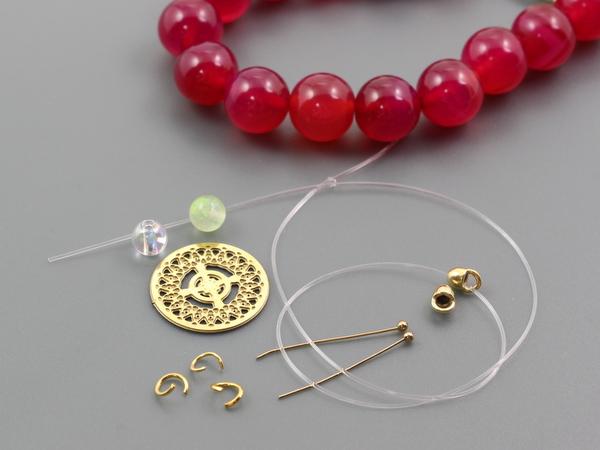 tutorial bransoleta Royal stone