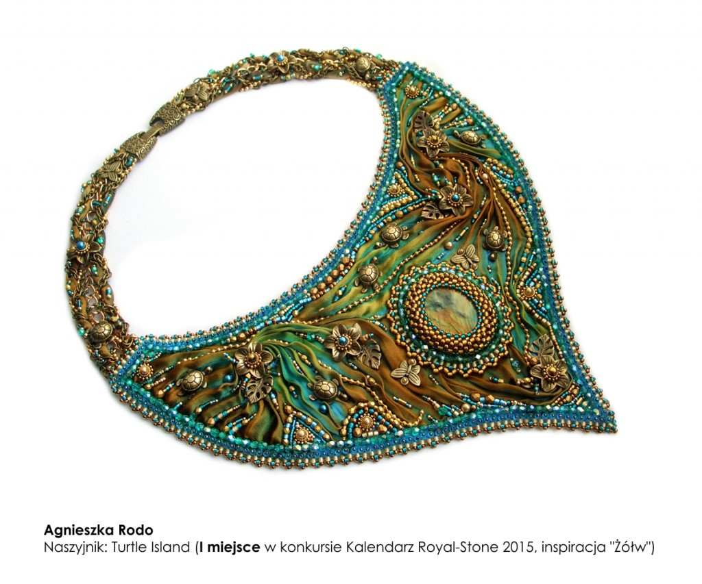 02 Agnieszka Rodo Turtle Island  Kalendarz Royal-Stone 2015