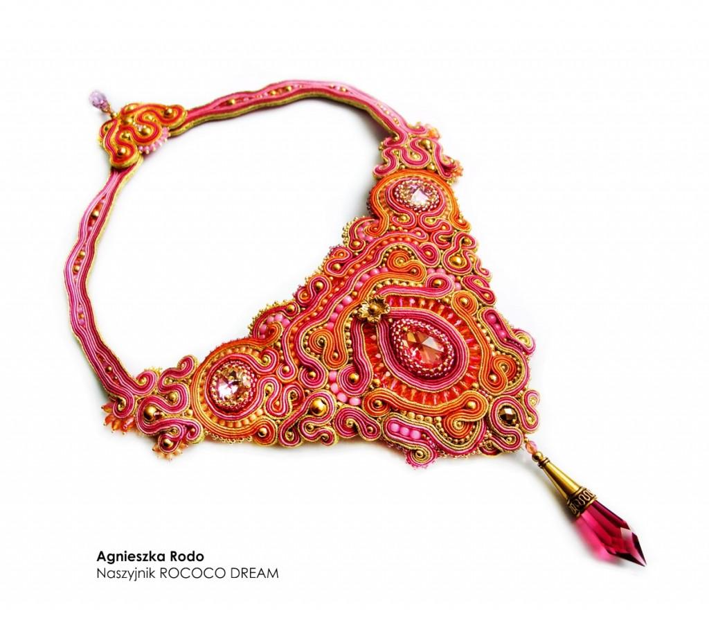 15 Agnieszka Rodo Rococo Dream Kartka z kalendarza Royal-Stone