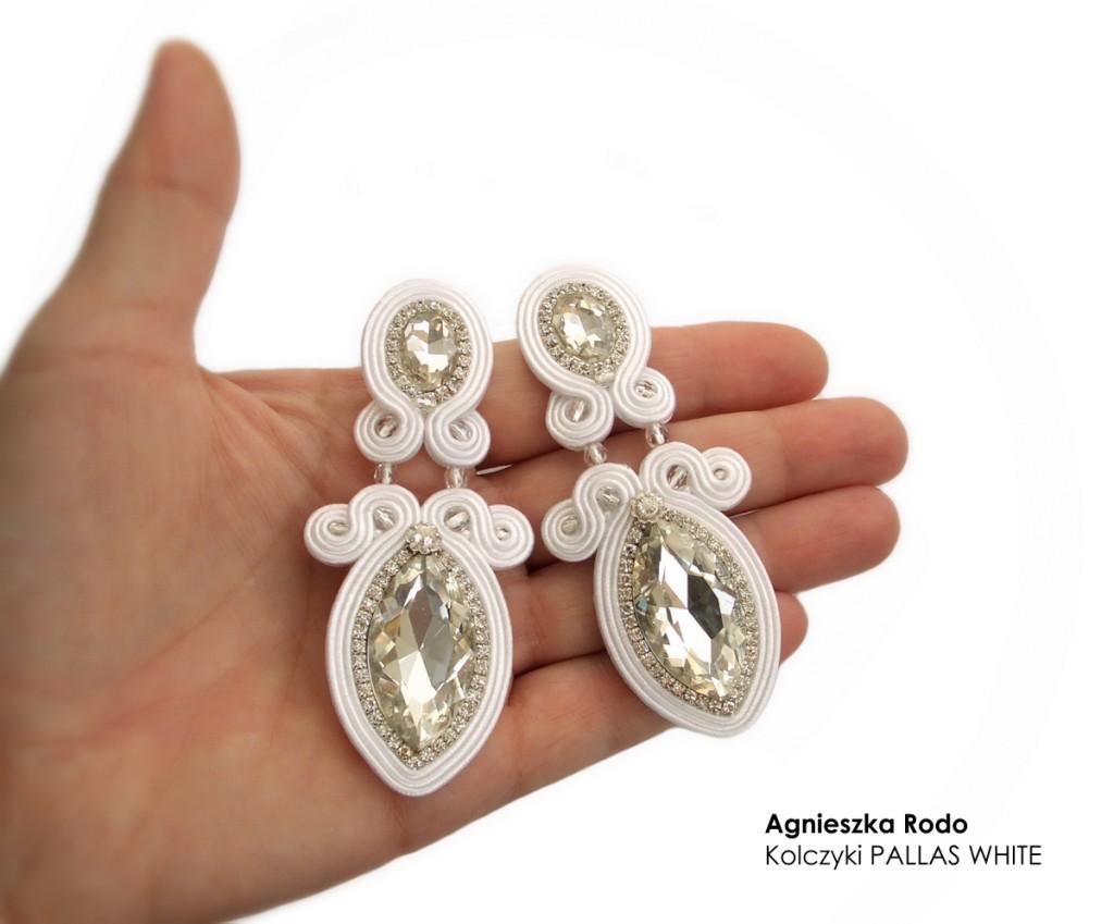 17 Agnieszka Rodo Pallas White Kartka z kalendarza Royal-Stone