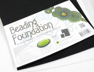 Beading Foundation Royal-Stone tutorial Izziland