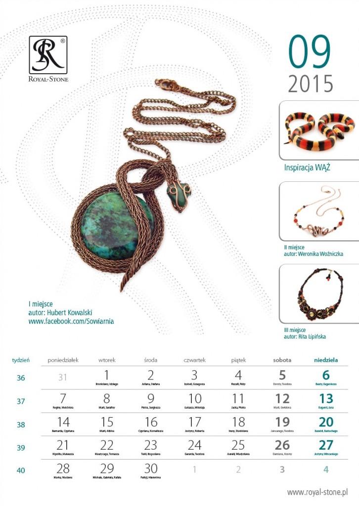Kalendarz-Royal-Stone-2015-Hubert-Kowalski_Sowiarnia