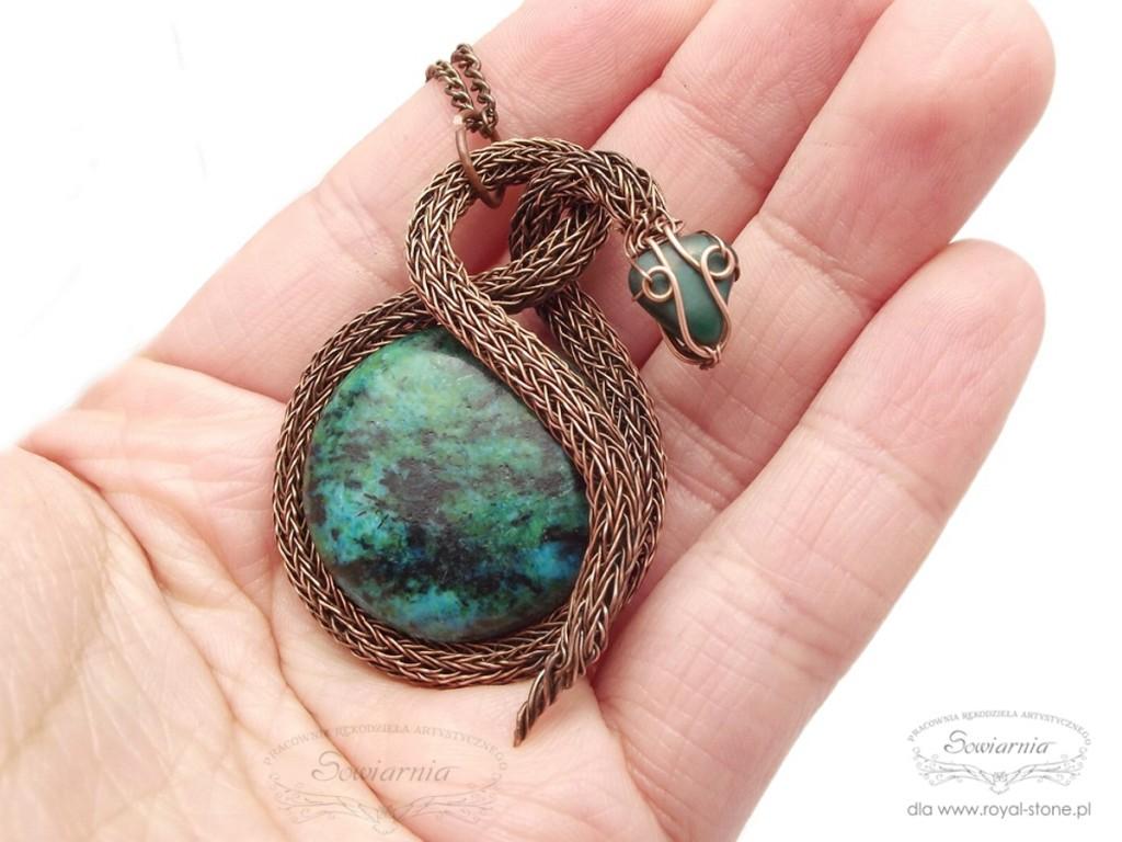 Sowiarnia_viking_knit_wąż_konkurs_Royal-Stone