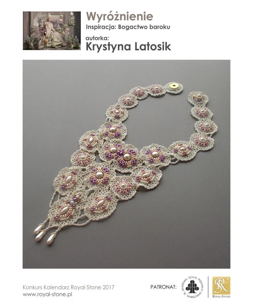 09_Krystyna_Latosik_wyróżnienie_konkurs_biżuteryjny_barok