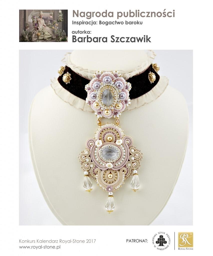 14_Barbara_Szczawik_nagroda_publiczności_konkurs_biżuteryjny_barok