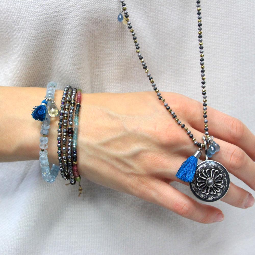 Biżuteria z meteorytem
