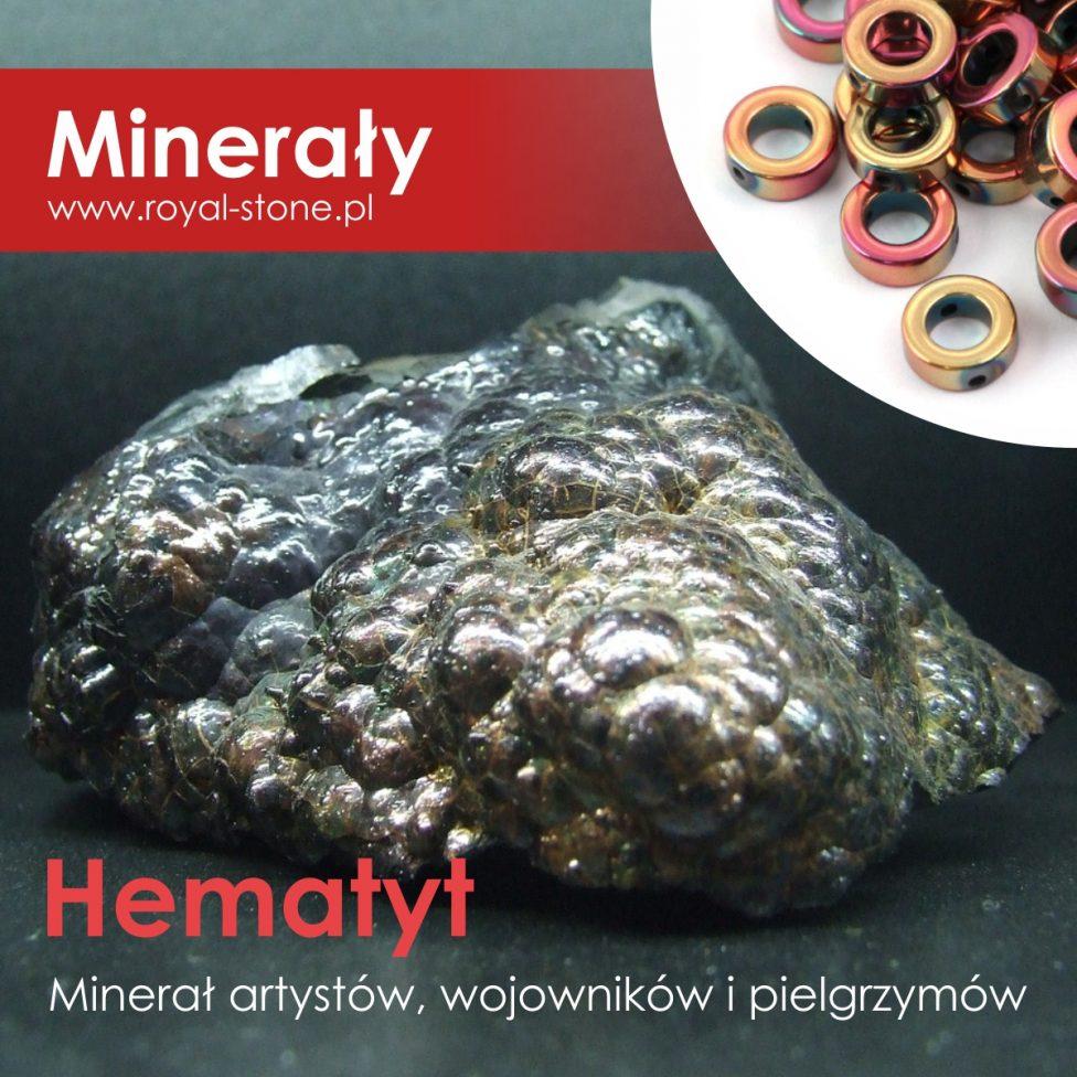 Hematyt – minerał nieoczywisty. Znaczenie i właściwości krwistego kamienia