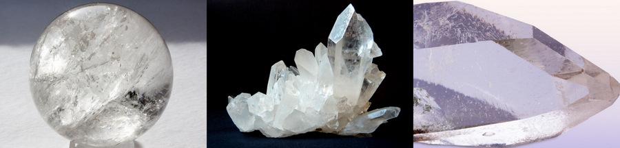 Kwarc, kryształ górski