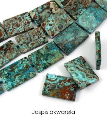 jaspis akwarela
