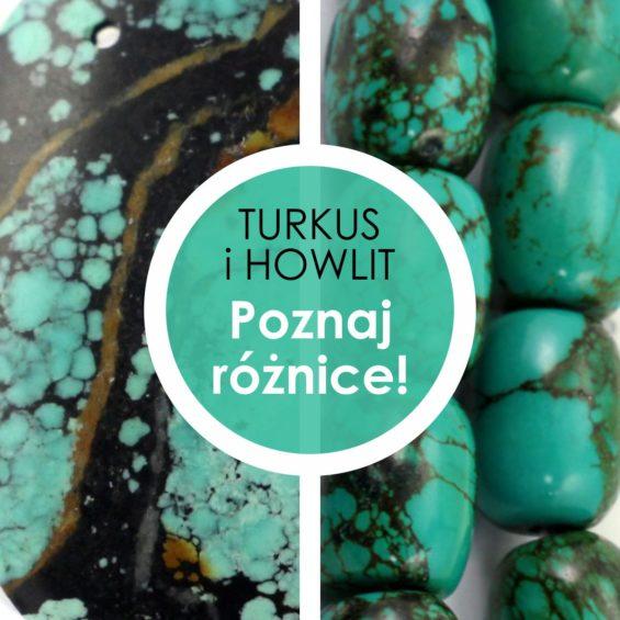 turkus i howlit różnica