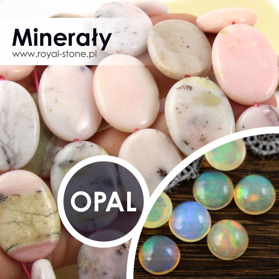 Opal kamienie