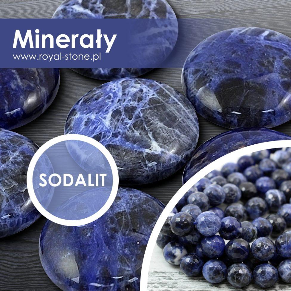 Sodalit minerał