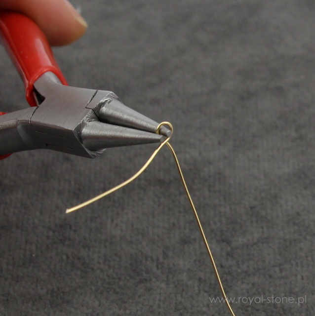 Zakręcanie drutu