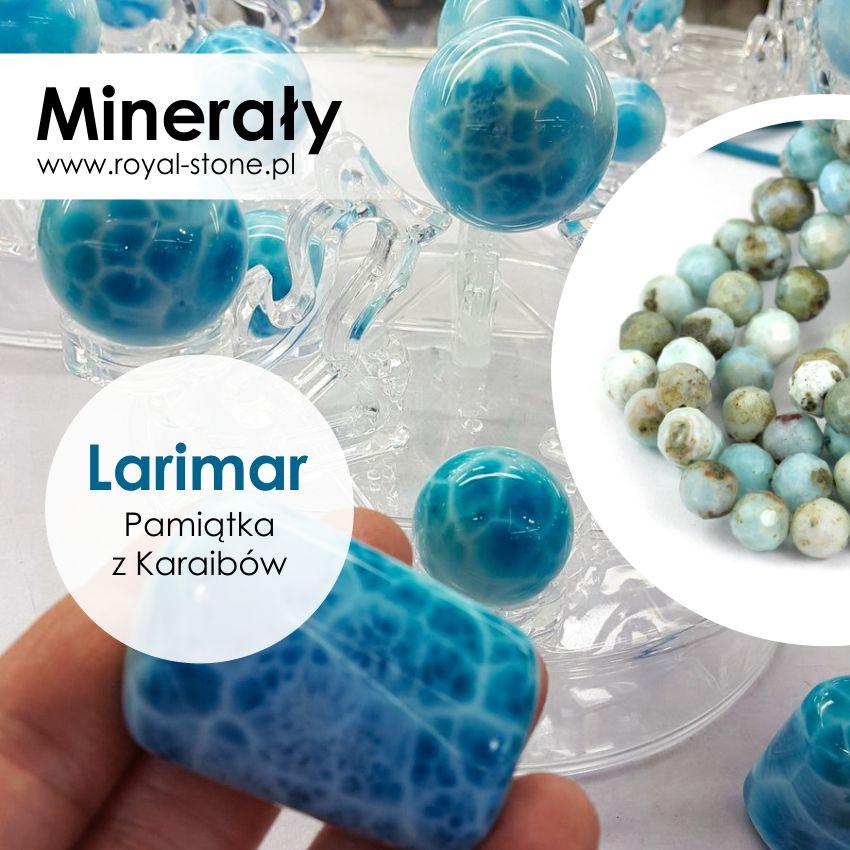 kamienie Larimar