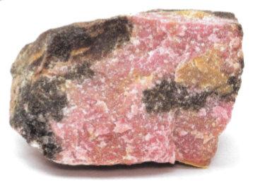 rodonit surowy kamień